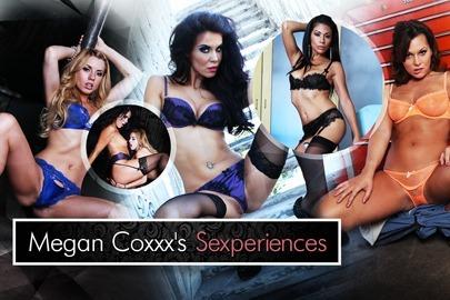 Megan Coxxx' Sexperiences