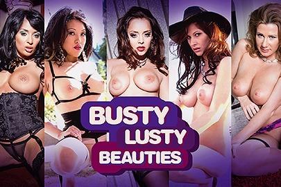 Busty Lusty Beauties