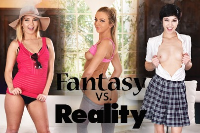 Reality fantasy porn