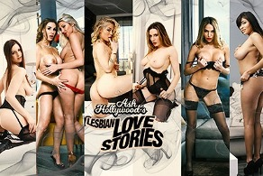 Ash Hollywood's Lesbian Love Stories