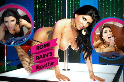 Romi Rain's Biggest Fan