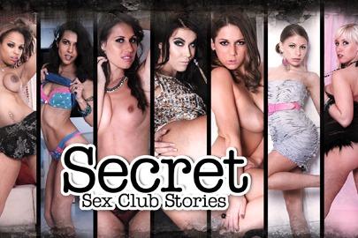 Secret Sex Club Stories