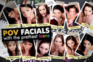 POV Facials with the Prettiest Teens
