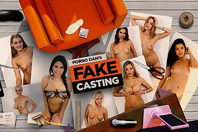 Porno Dan's Fake Casting
