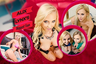 Alix Lynx's Biggest Fan - Part 2