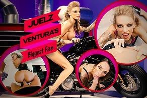 Juelz Ventura's Biggest Fan