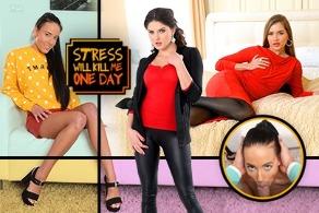 Stress Will Kill Me One Day