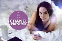 A day with Chanel Preston