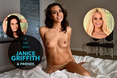 A day with Janice Griffith & friends