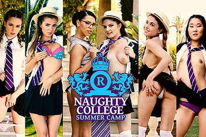 Naughty College: Summer Camp