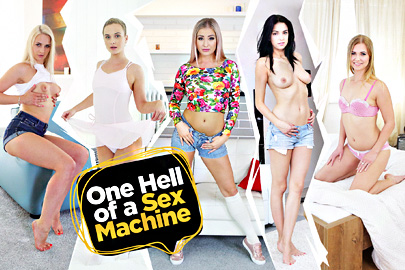 One Hell of a Sex Machine