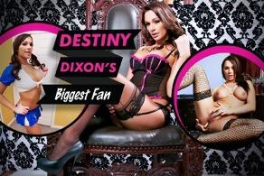 Destiny Dixon's Biggest Fan