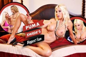 Puma Swede's Biggest Fan