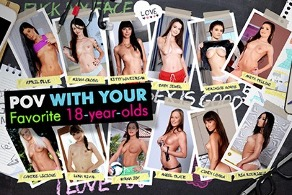 POV with Your Favorite 18-year-olds