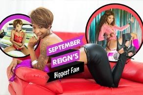 September Reign's Biggest Fan
