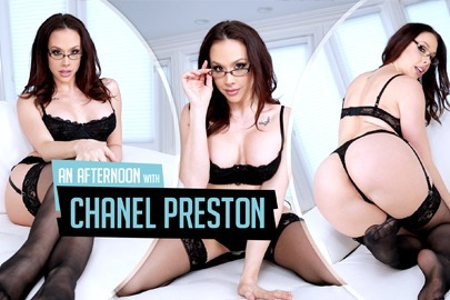 An Afternoon with Chanel Preston