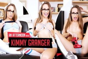An Afternoon with Kimmy Granger
