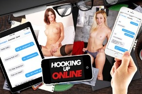 Hooking Up Online