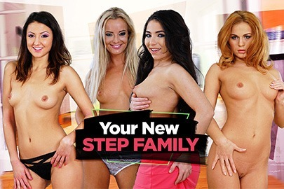 Your New Step-Family
