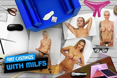Fake Castings with MILFs