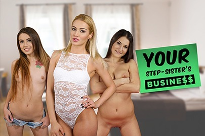 Your Step-Sister's Business