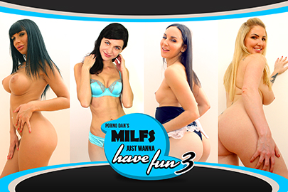 Porno Dan's MILFs Just Wanna Have Fun 3