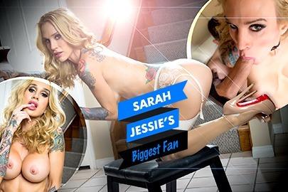 Sarah Jessie's Biggest Fan