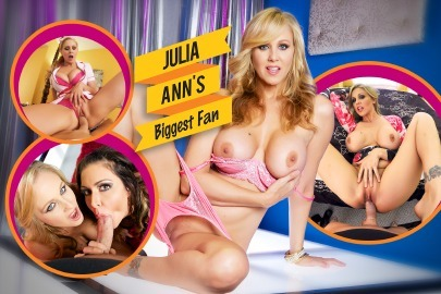 Julia Ann's Biggest Fan