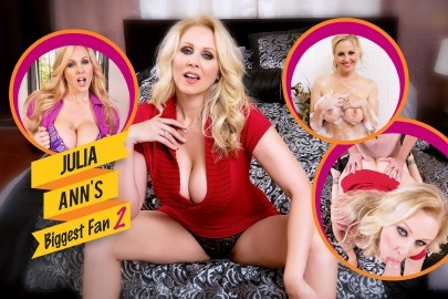 Julia Ann's Biggest Fan 2