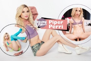 Having Fun with Piper Perri