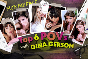 Top 6 POVs with Gina Gerson