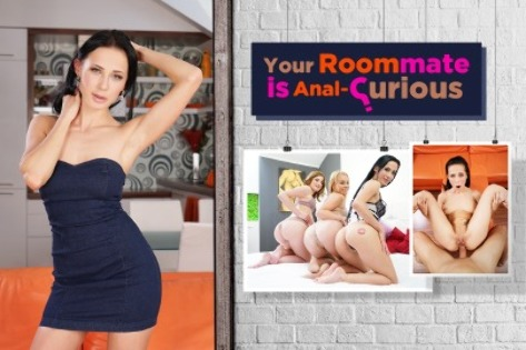 Your Roommate is Anal-Curious