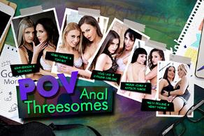 POV Anal Threesomes