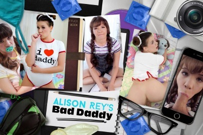 Alison Rey's Bad Daddy