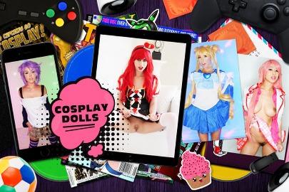 Cosplay Dolls