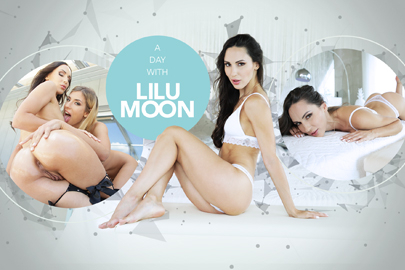 A day with Lilu Moon