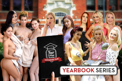 Your College Yearbook - Sophomore Year
