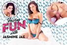 Having Fun with Jasmine Jae
