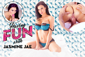 Having Fun with Jasmine Jae
