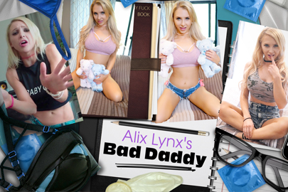 Alix Lynx's Bad Daddy