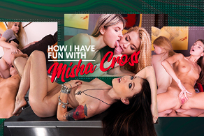 How I Have Fun with Misha Cross