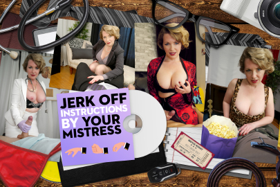 Jerk Off Instructions by Your Mistress