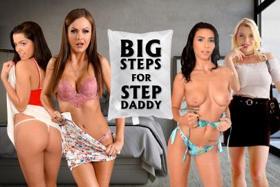 Big Steps for Step Daddy