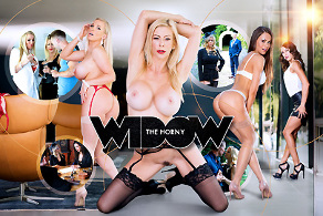 The Horny Widow