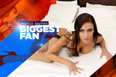 Jessica Jaymes' Biggest Fan