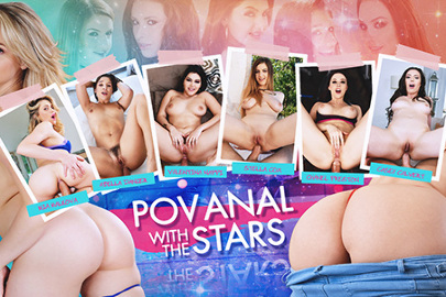 POV Anal with the Stars