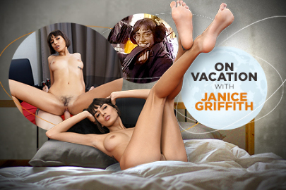 On Vacation with Janice Griffith