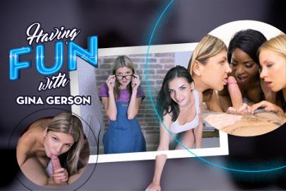 Having Fun with Gina Gerson