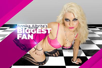 Annika Albrite's Biggest Fan