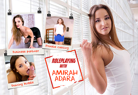 Roleplaying with Amirah Adara